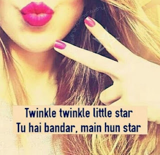 Attitude Whatsapp Images in Hindi for Girls