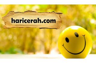 Awal Blogger haricerah.com