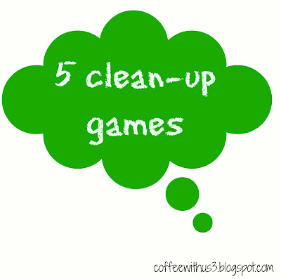 5 Clean-up games