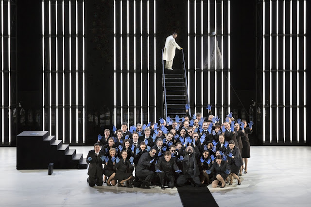 Halévy:La Juive - Roy Cornelius Smith, Corinne Winters - Opera Vlaanderen (Photo Annemie Augustijns)