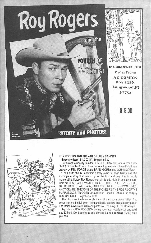 Read online Roy Rogers comic -  Issue #4 - 35