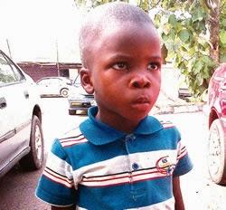 boy kidnapped lagos