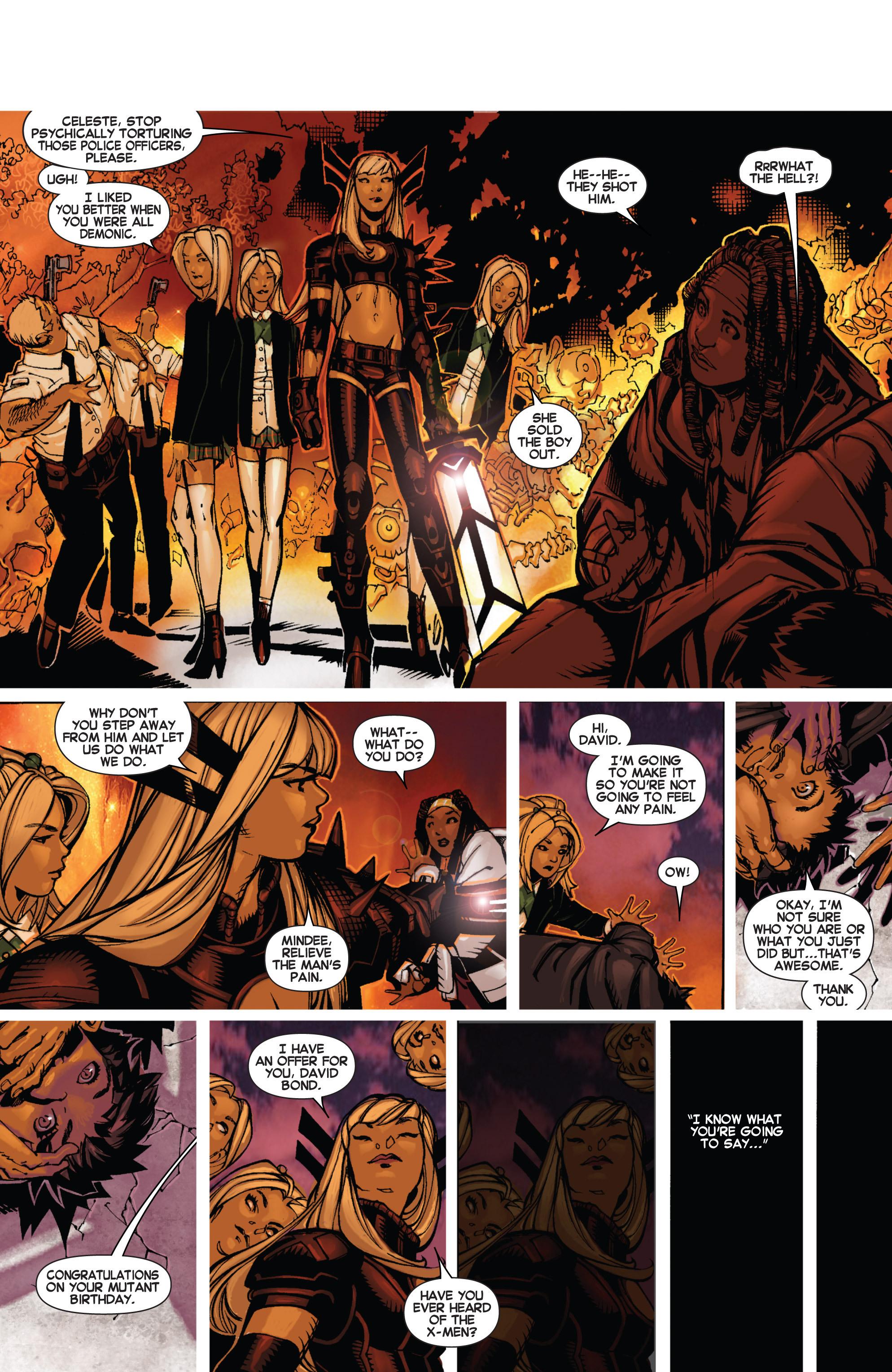 Read online Uncanny X-Men (2013) comic -  Issue # _TPB 2 - Broken - 51