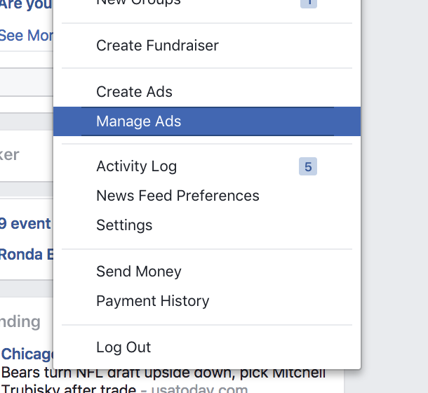 How to Add Payment Information/Admins to Your Facebook