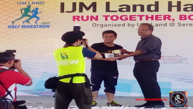 IJM Land Half Marathon 2017