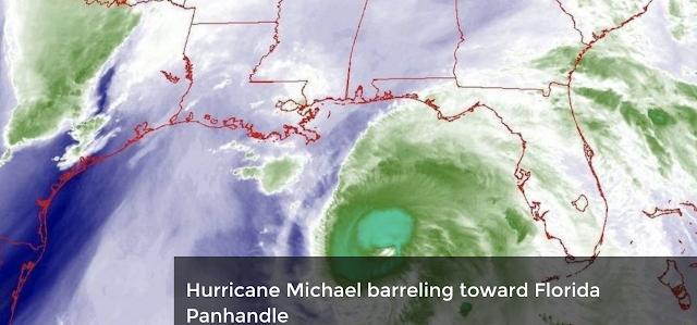 Hurricane Michael in Florida