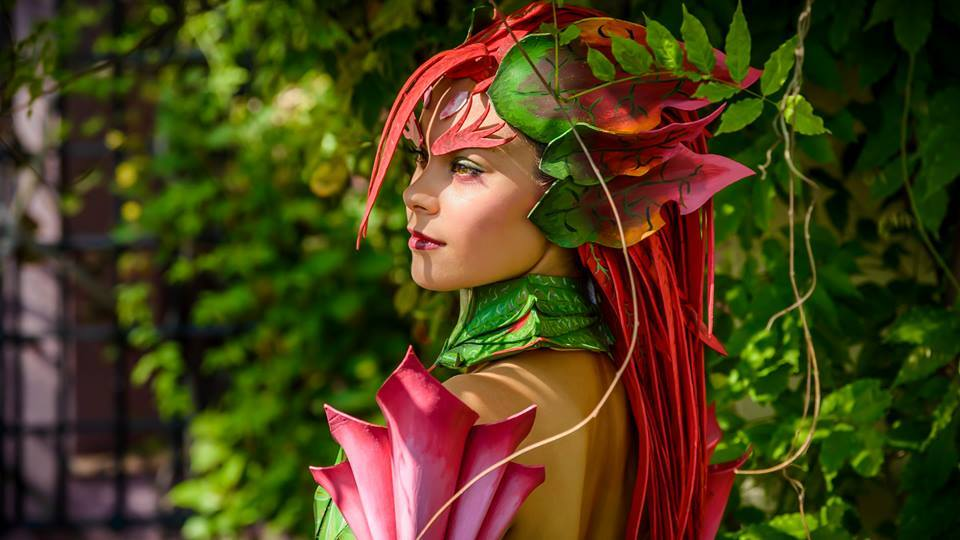 of zyra League cosplay legends
