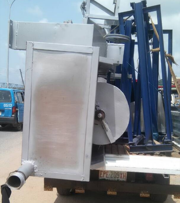 GARRI PROCESSING FACTORY, EDO STATE  -- HOW EFFECTIVE IS THE