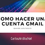 Como Aser Una Cuenta Gmail [Experimento]