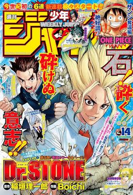 [雑誌] 週刊少年ジャンプ 2017年14号 [Weekly Shonen Jump 2017-14] Raw Download