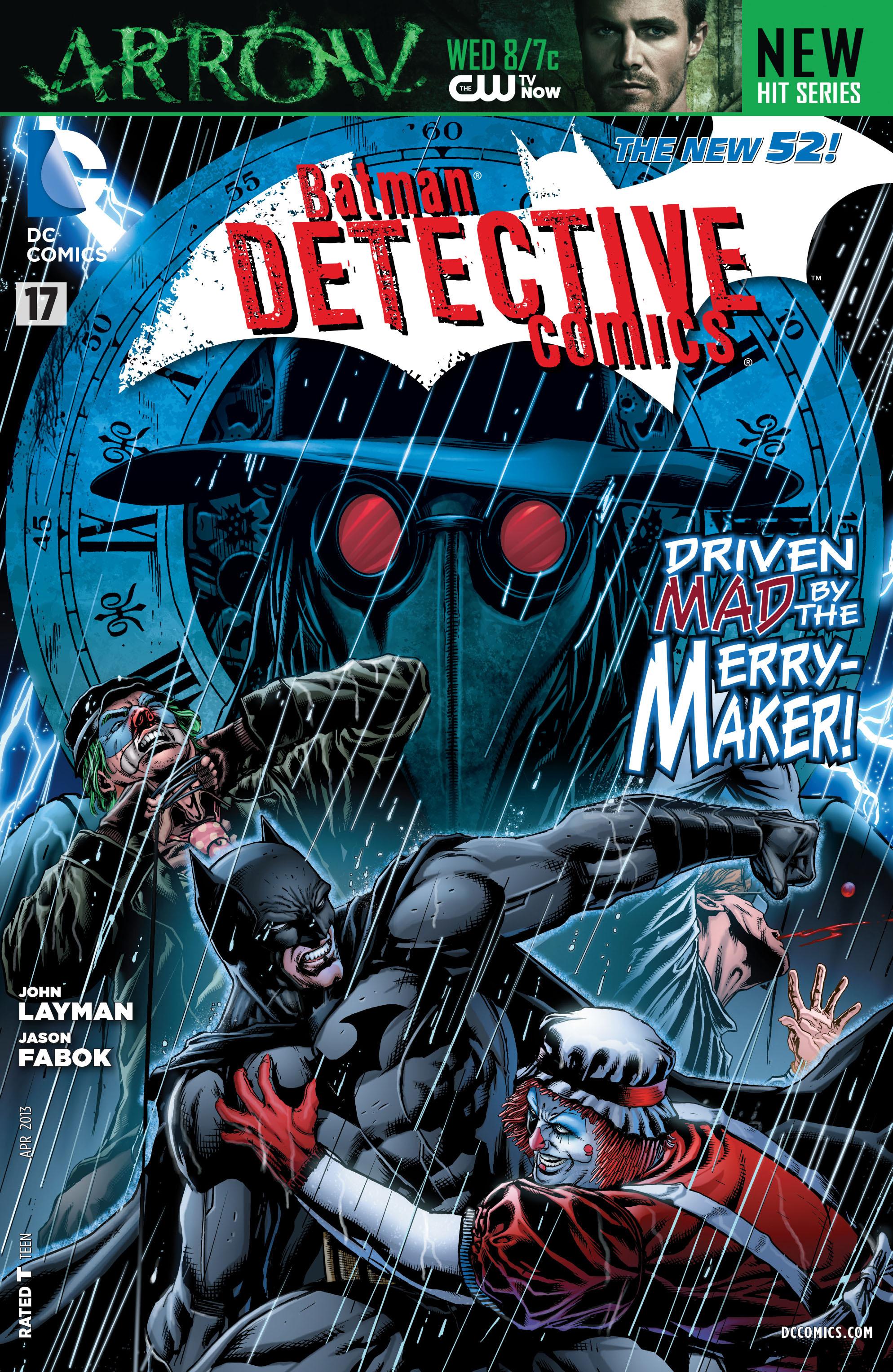 Detective Comics (2011) 17 Page 1