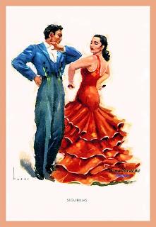 Bailes andaluces - Tuser - Seguidillas