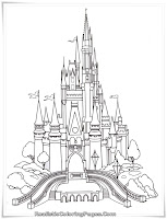 Barbie And The Diamond Castle Coloring Pages For Girls