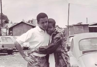 Obama VW humble beginnings