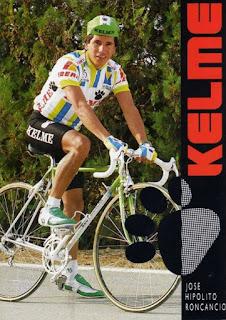 hijo ciclista Jose Hipólito Roncancio