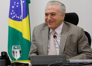 Temer assinará com governadores acordos de cooperação para plano de segurança