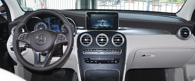 Mercedes GLC 300 4MATIC trang bị đầy đủ các tính năng an toàn
