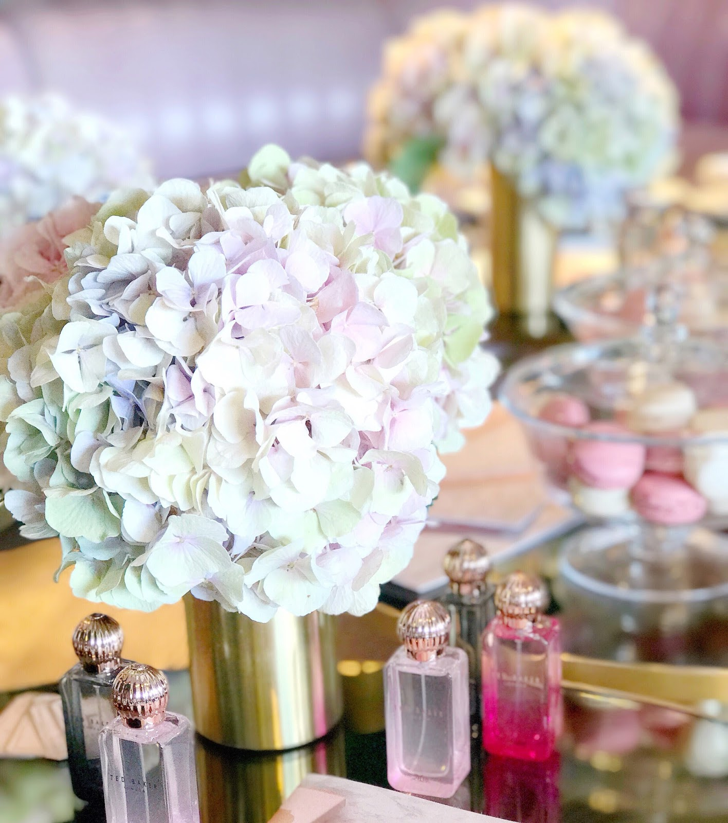 September Photo Diary | Ted Baker Sweet Treats Event
