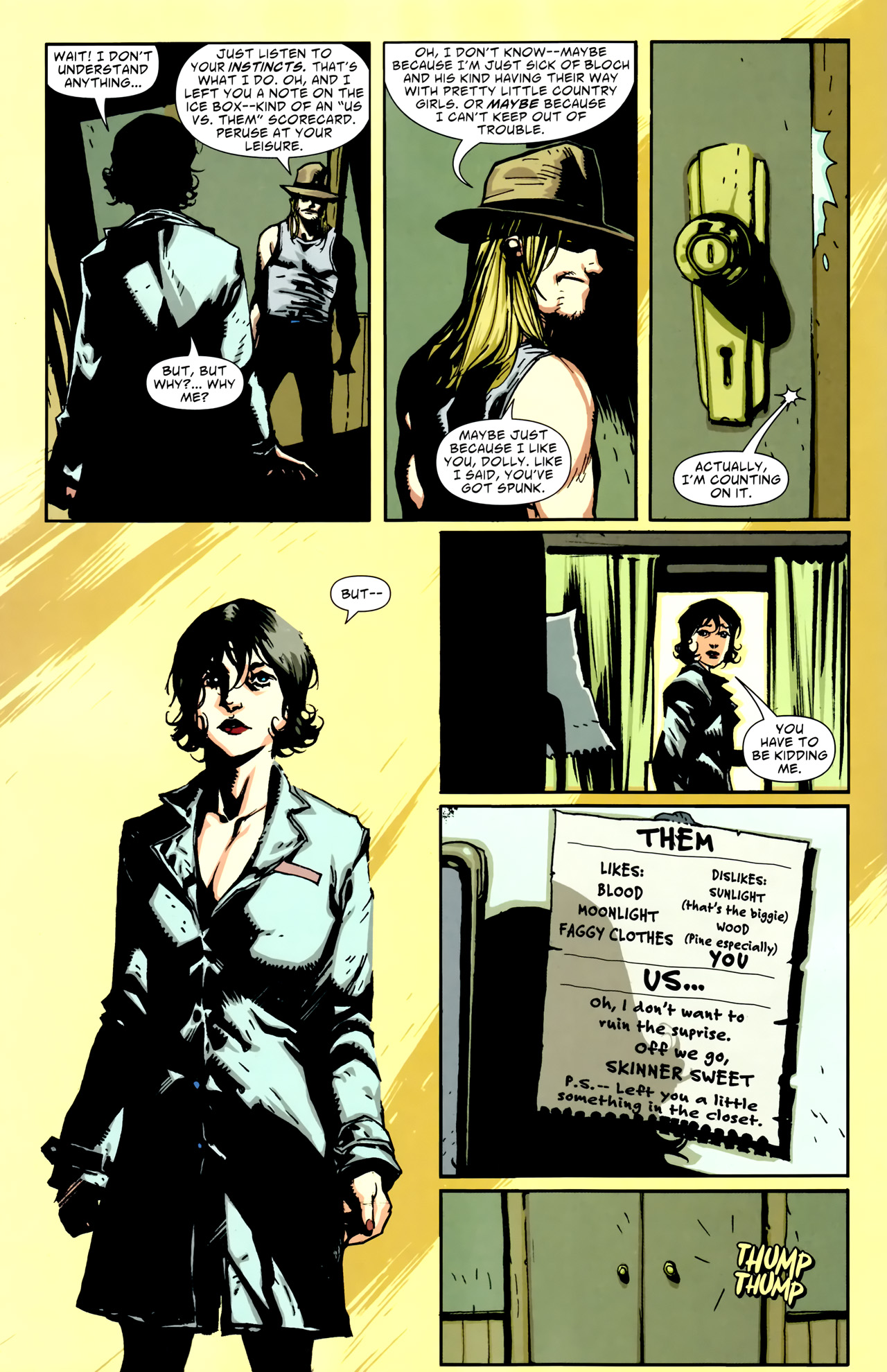 Read online American Vampire comic -  Issue #2 - 14