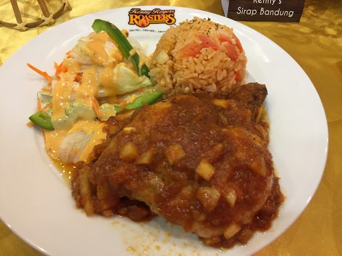 Meriah Riang Meal, local delight for festive season form Kenny Rogers ROASTERS