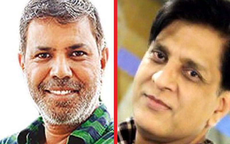 "alt= ""PTV actors and writers Ashir Azeem and Rauf Khalid"""