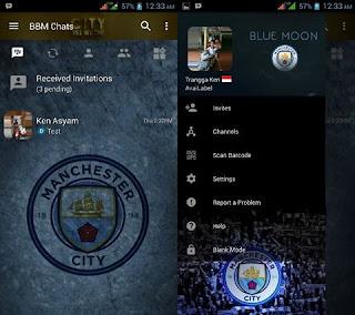 Bbm Mod Mancester City Terbaru v3.2.5.12 Apk