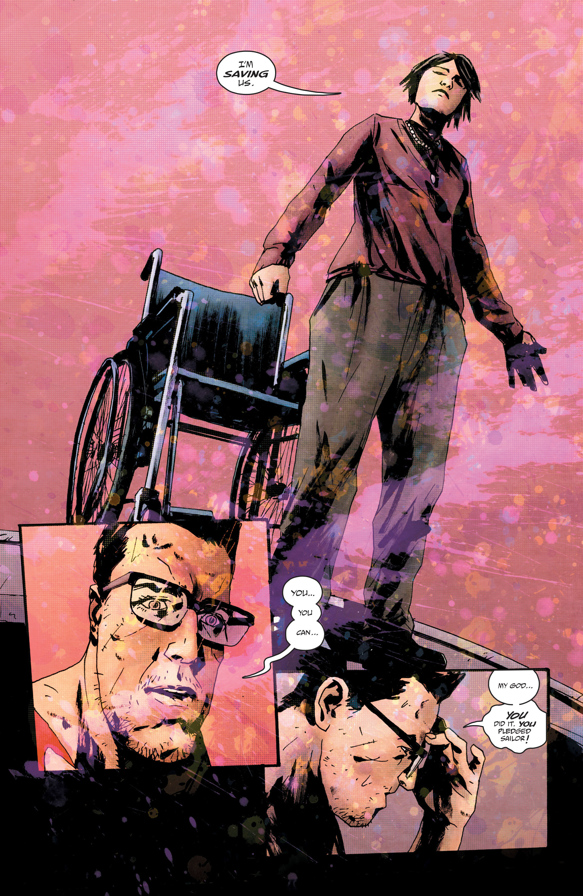 Read online Wytches comic -  Issue #6 - 18