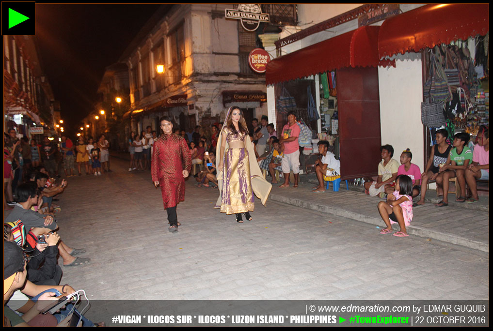 WORLD COSTUME FESTIVAL 2016 - VIGAN