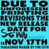 Nov 17th Sewn Magazine is coming!!