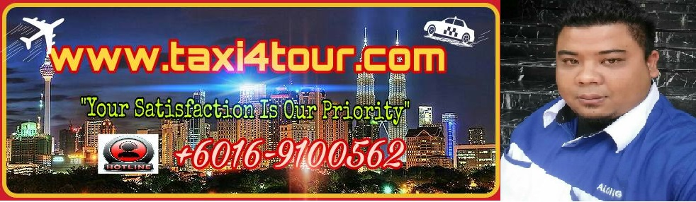 KLIA Taxi And KL City Tour