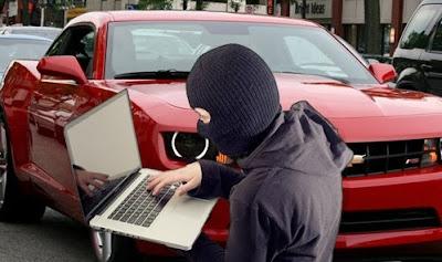 bisakah fitur teknologi mobil dihack