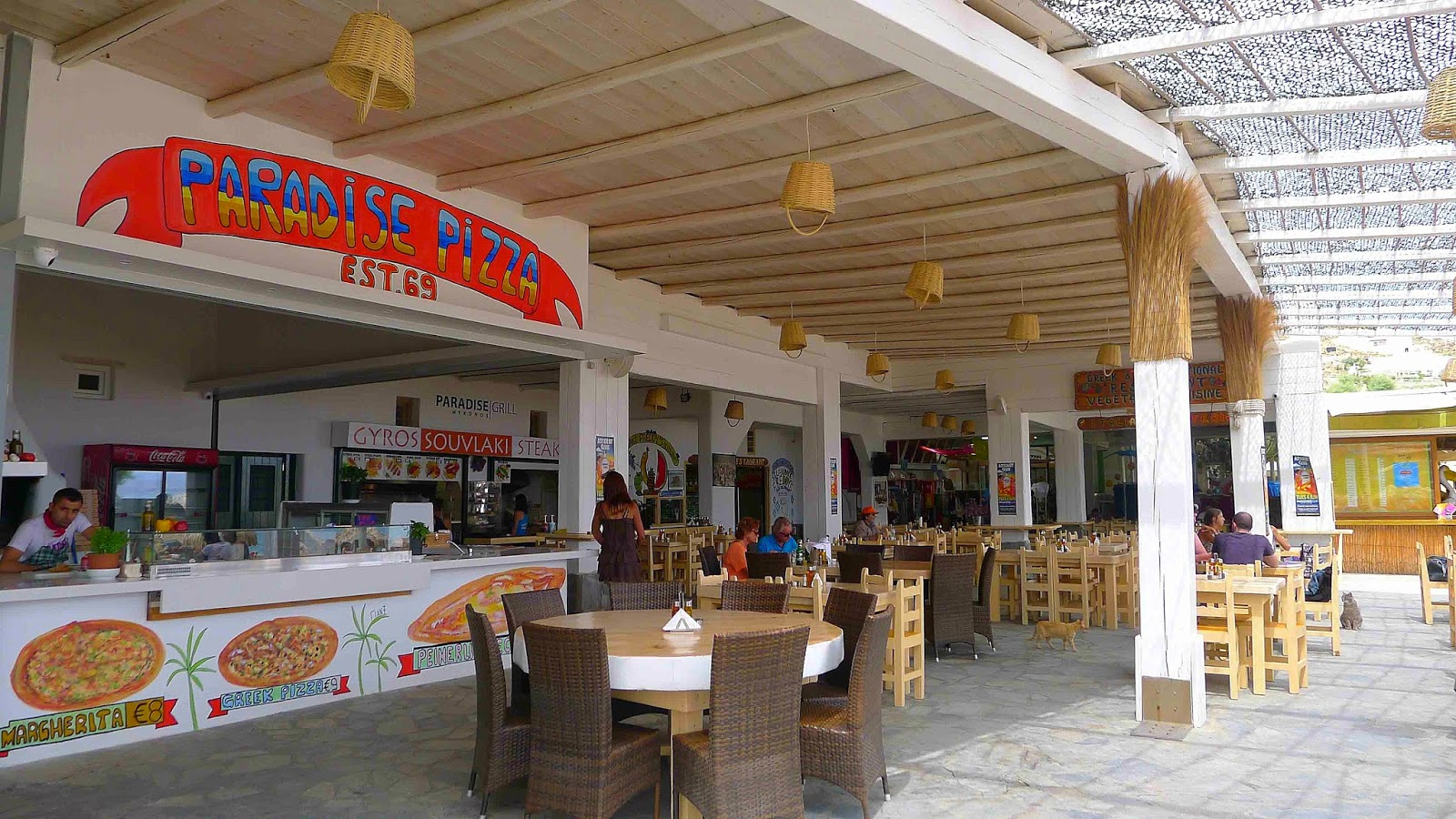 Paradise Mykonos