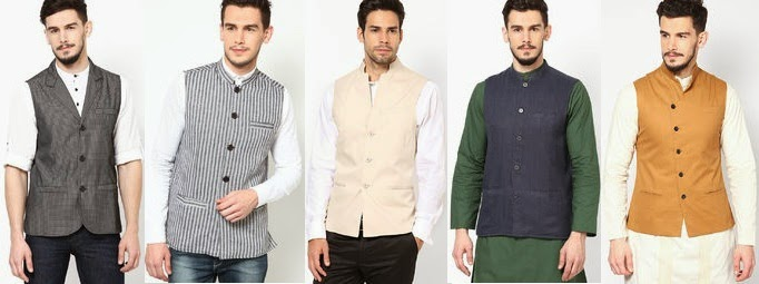 Trendy Divas Stylize Elegantly Men S Ethnic Jackets Try Out