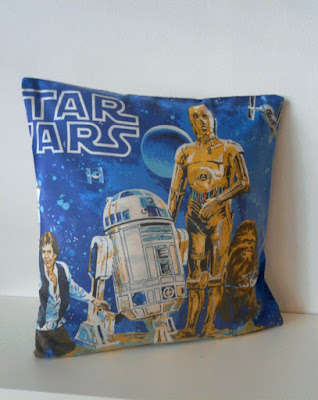 R2D2 CP30 Pillow Cover