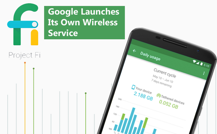 Google 'Project Fi' Wireless Service: 10 Amazing Facts