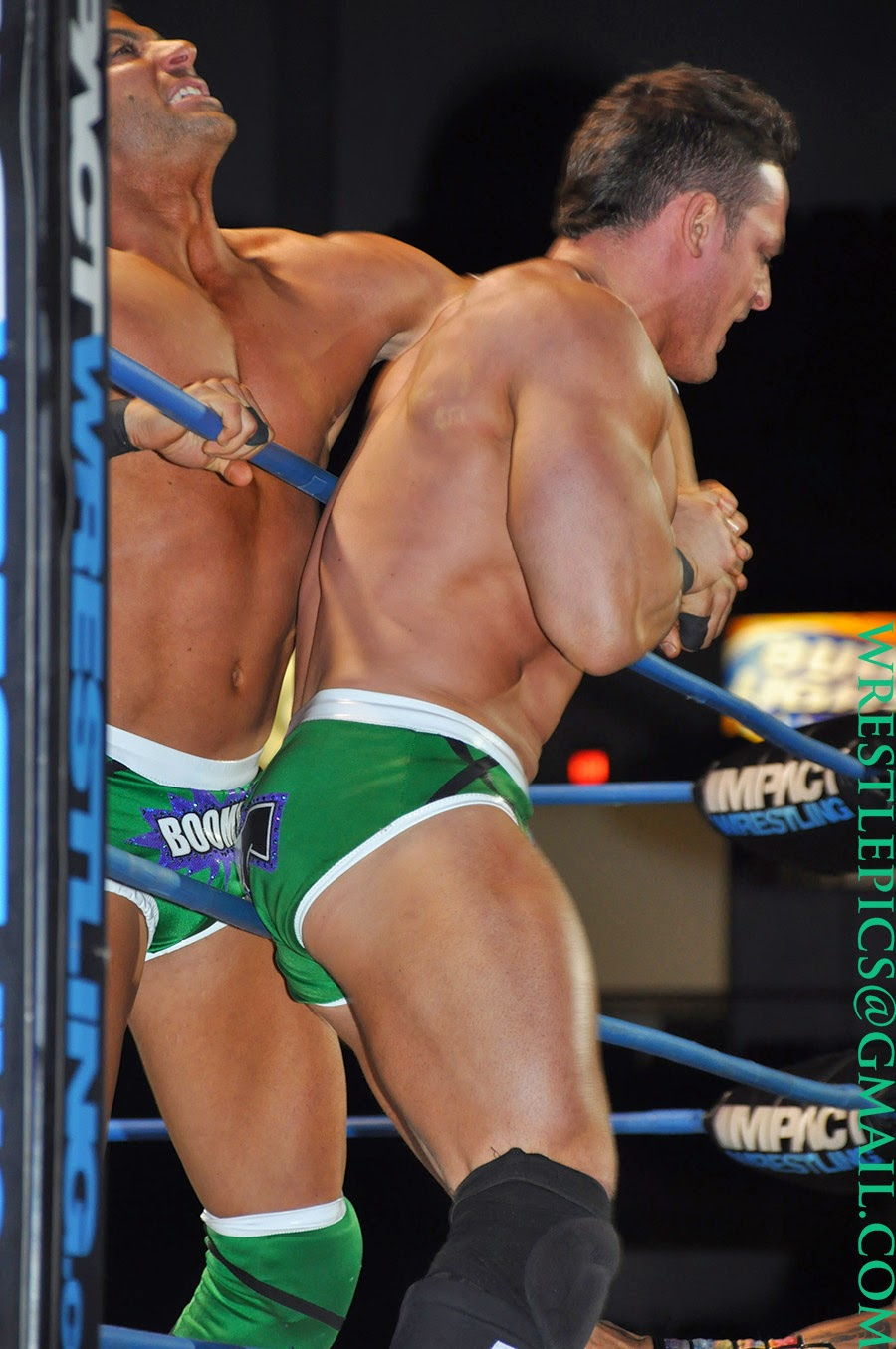 Big brother alum jessie godderz talks about his evolution on impact wrestling