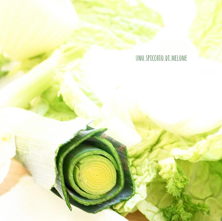 il brodo vegetale fa ingrassare