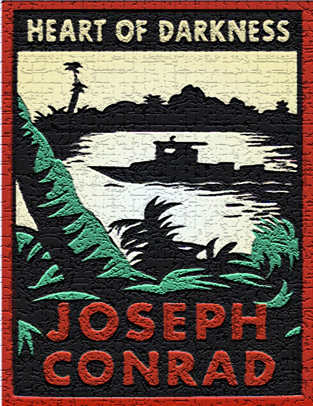 The framing narrative in heart of darkness a novel by joseph conrad