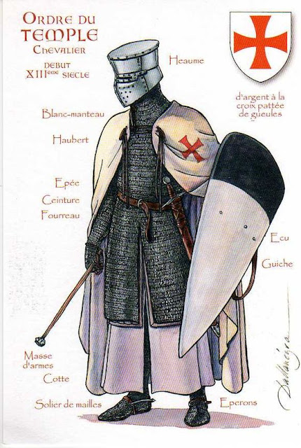 MikeLiveira's Space: Knights Templar