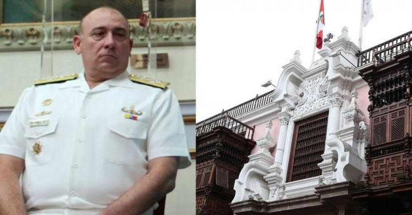 Gobierno del Perú expulsa a embajador de Venezuela (Diego Alfredo Molero Bellavia)