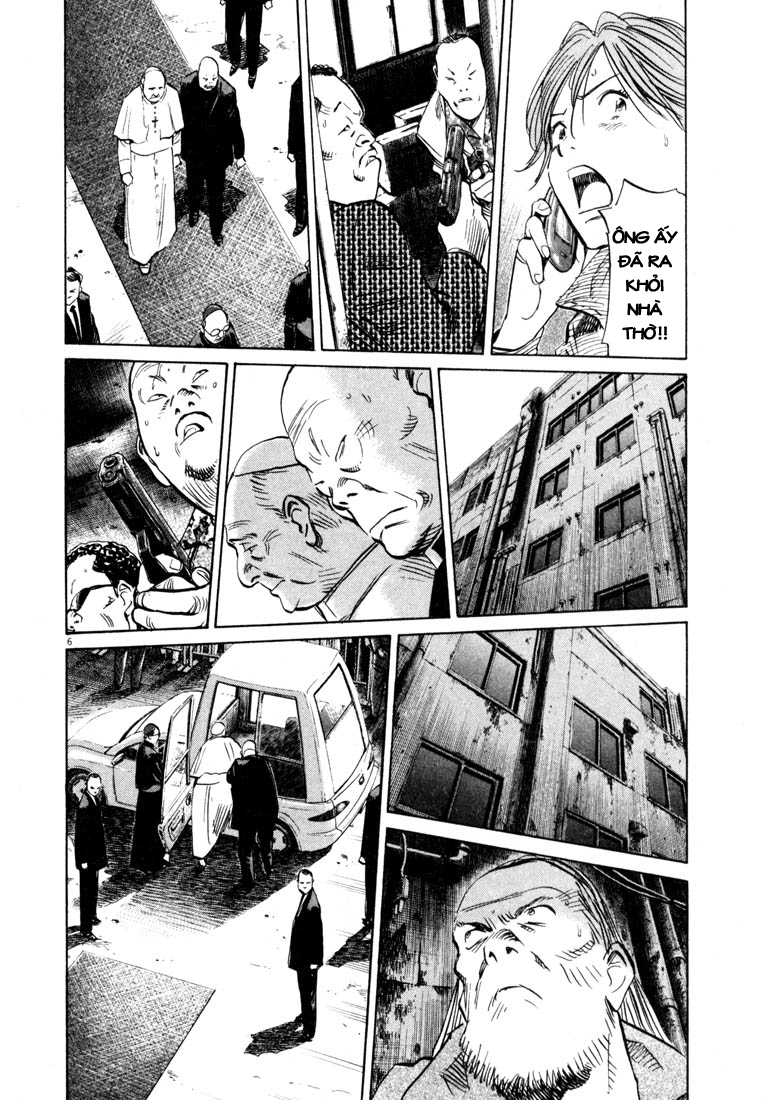 20th Century Boys chapter 165 trang 6
