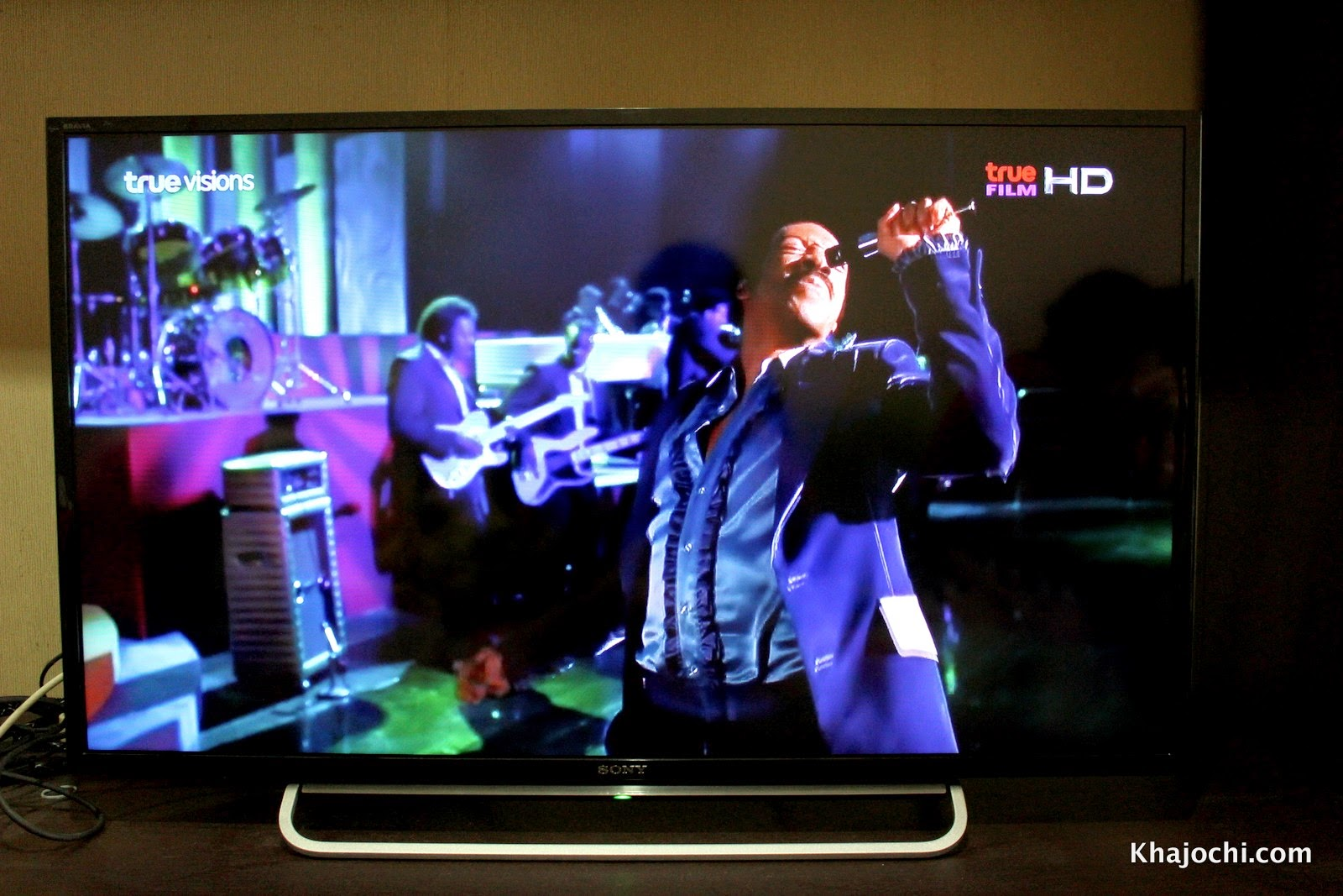 รีวิว: TV Sony Bravia 40W600B อินเตอร์เน็ตทีวี, จอ 40 นิ้ว