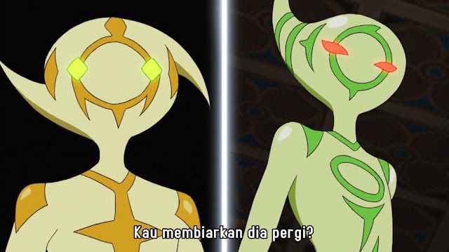 Yu-Gi-Oh! Vrains Episode 68 Subtitle Indonesia