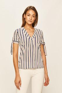 Bluza femei din tricot flexibil  • Morgan