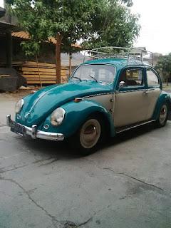 LAPAK VW BEKAS : Dijual Cepat VW Kodok 64 - BANTUL