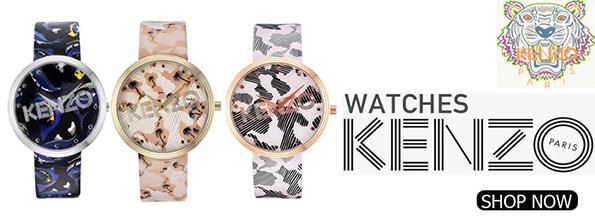 Kenzo watches