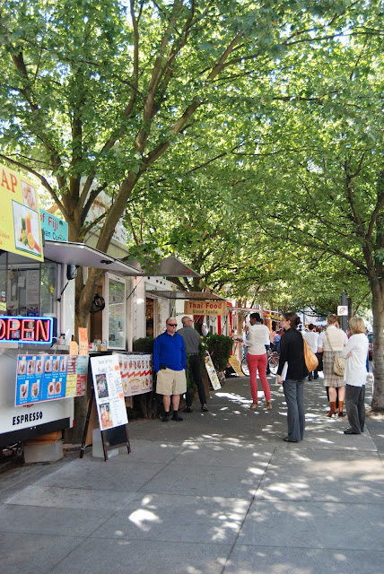 Good Food Places In Downtown Portland