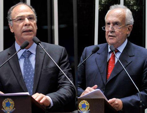 FBC e Jarbas acertam 'convivência pacífica'