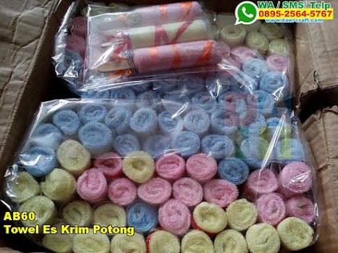 Toko Towel Es Krim Potong