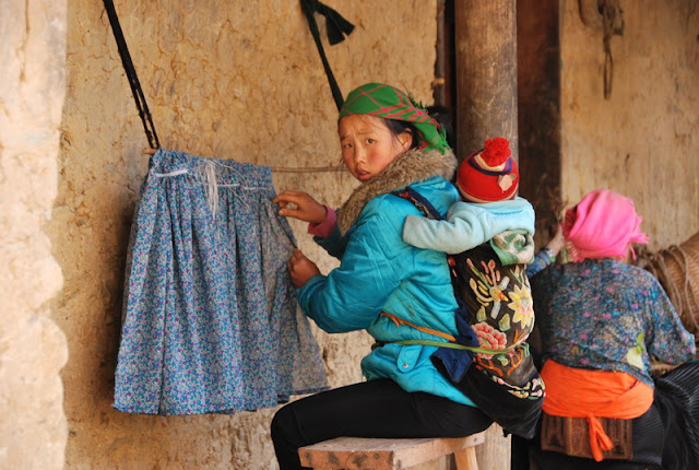 Ha Giang - The unique hill tribes of ethnic people